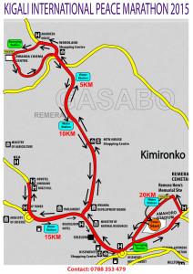 (Halb-)Marathon Strecke