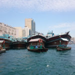 Dubai Creek - Boote
