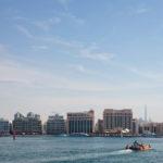 Dubai Blick auf Al Fahidi