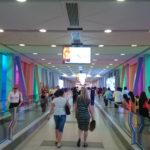 Dubai Weg zur Dubai Mall
