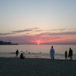 Dubai Sunset Jumeirah Beach