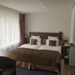 mein Zimmer im Hotel Mercure