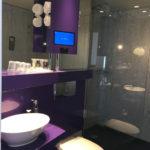 mein Badezimmer im Hotel Mercure